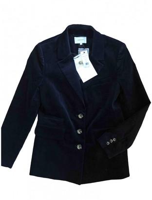Current/Elliott Current Elliott Black Velvet Jacket for Women