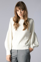 Do & Be Trumpet Sleeve Sweater