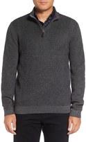 Ted Baker Funnel Neck Quarter Zip Pullover