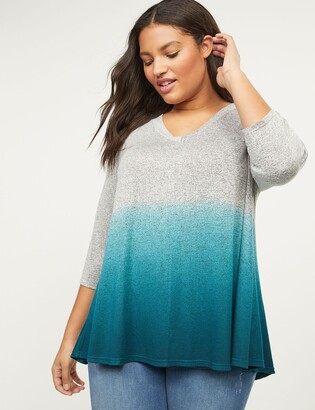Lane Bryant Softest Touch Swing Top