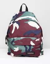 Eastpak Padded Pak'r Backpack In Camo 24l