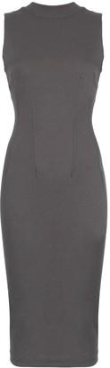 RtA Bandit sleeveless midi-dress