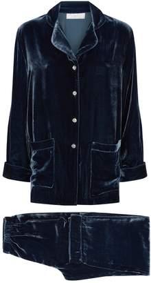 Cocoon Silk Pyjama Set
