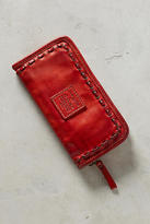 Caterina Lucchi Rosso Woven Wallet