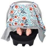 Balboa Baby Rinocula Car Seat Canopy - Rose