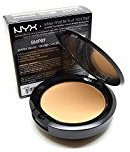 NYX Stay Matte But Not Flat Powder Foundation HD STUDIO 0.26 oz. 7.5g (SMP07 : WARM BEIGE)