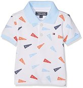 Tommy Hilfiger Baby Boys' Flag S/S Polo Shirt