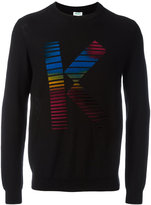 Kenzo K print sweatshirt - men - Cotton - L