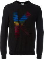 Kenzo K print sweatshirt - men - Cotton - S