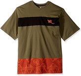 Rocawear Men's Guadalupe Short Sleeve Knit