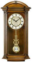 Bulova Hartwick Wood Pendulum Clock