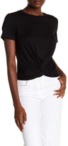 Fifteen-Twenty Fifteen Twenty Short Sleeve Crop Twist Tee