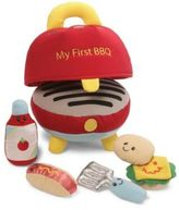 Gund Six-Piece My First BBQ Plush Playset