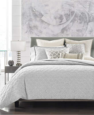 Hotel Collection Connections King Duvet Cover, Bedding
