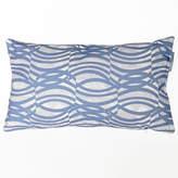 Annabel Perrin Ripple Rectangular Cushion Cover
