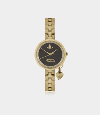 Vivienne Westwood Exclusive Bow Watch II Black/Gold