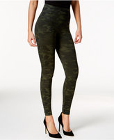 Spanx Look At Me Now Camo Leggings