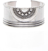 Lucky Brand Mother of Pearl Accented Wide Cuff