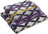 Yves Delorme Gabriel Towel - Purple - Hand Towel