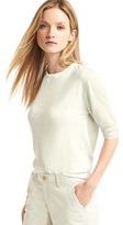Gap Half sleeve easy pullover