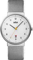 Braun BN0032WHSLMHG stainless steel watch