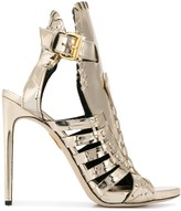 DSQUARED2 High Heel Strappy Sandals