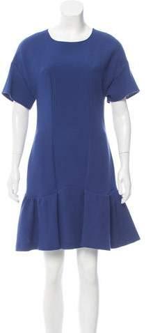 Moschino Cheap & Chic Moschino Cheap and Chic Wool Flounce Dress w/ Tags