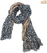niceeshop(TM) New Fashion Chain Leopard Scarf