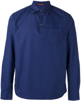 Barena half-placket shirt