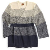 Tea Collection Ohara Wrap Cardigan (Toddler, Little Girls, & Big Girls)