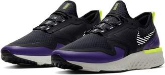 Nike Odyssey React 2 Shield Water Repellent Running Shoe