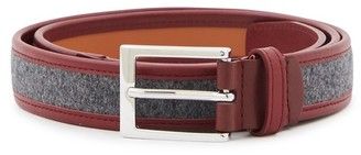 MAISON BOINET Leather belt