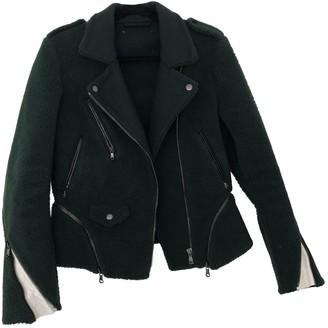 3.1 Phillip Lim Green Wool Jacket for Women