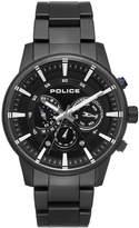 Police Avondale Men's Black Bracelet Watch