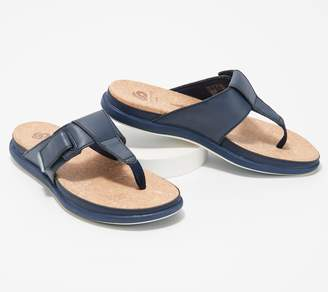 Clarks CLOUDSTEPPERS by Thong Sandals - Step June Reef