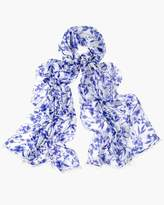 Chico's Dreamy Floral Scarf