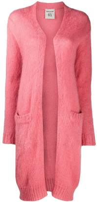 Semi-Couture Semicouture long knit cardigan