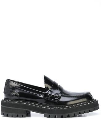 Proenza Schouler Lug Sole Loafers