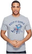 Life is Good Adirondack Chair Crusher Tee Men's T Shirt