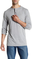 Billy Reid Sanders Long Sleeve Henley