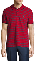Brooks Brothers Fine St. Cotton Slim Fit Polo