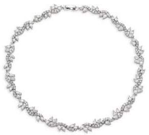 Fallon Micro Vine Crystal Collar Necklace