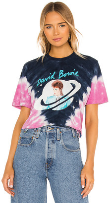 Junk Food Clothing Bowie Planet Tee