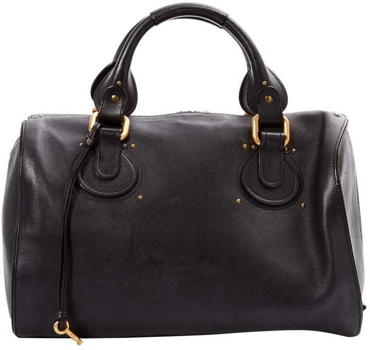 Chloé Aurore leather handbag