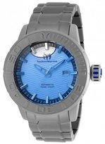 Technomarine Men's Reef 48mm Grey Titanium Bracelet Automatic Watch Tm-516002