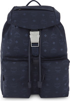 MCM Dieter monogram medium nylon backpack