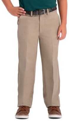 Haggar Boys 8-20 Cool 18 Pro Pants