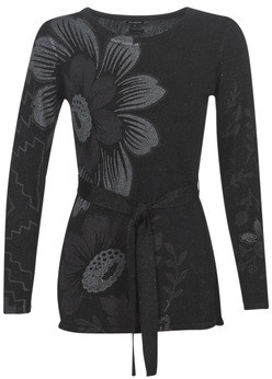 Desigual LUA women's Sweater in Black