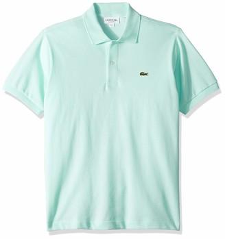 Lacoste Short Sleeve Pique L.12.12 Classic Fit Polo Shirt L1212