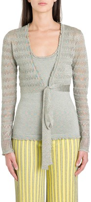 Missoni Lurex Knit Shrug